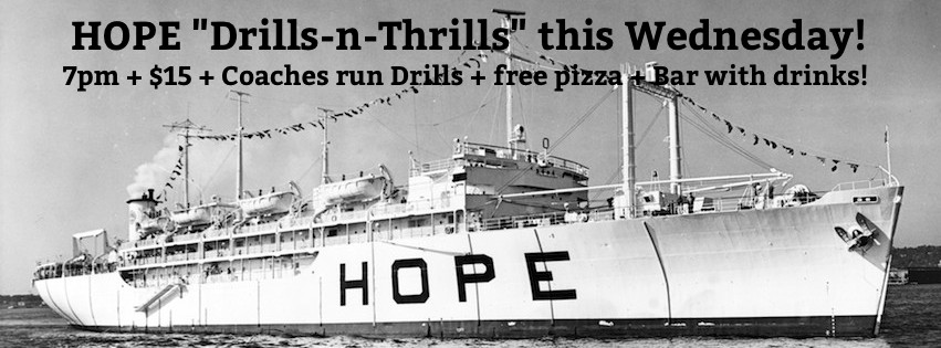 May HOPE Drills and Thrills